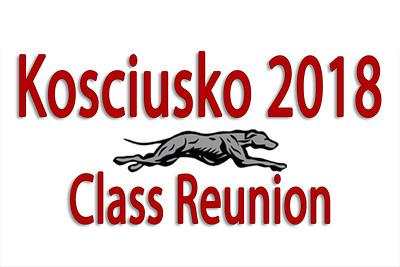 2018-08-18 Kosciusko 2018 Class Reunion