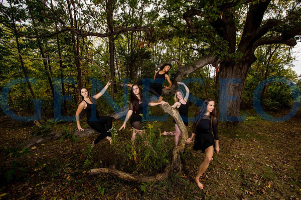 Geneseo Dance Ensemble Promo Shoot