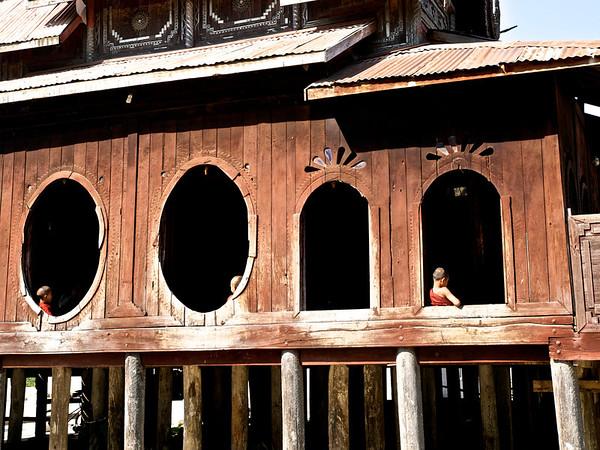 Lake Inle to Mandalay, Burma