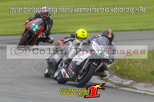 Up To 500cc Open & 750cc Twins Aintree RD2 2017