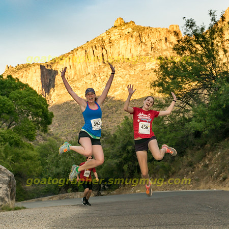 Sabino Sunset Run 2015