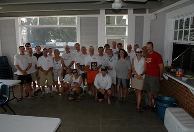 2008 Laser Masters Atlantic Coast Championship