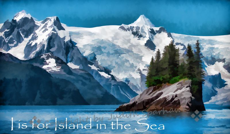 I is for Island in the Sea
