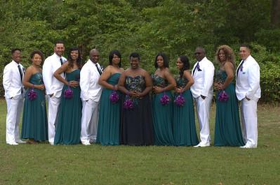 Cone Wedding