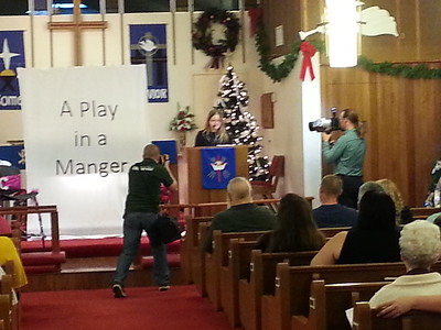 A Play in a Manger 2014