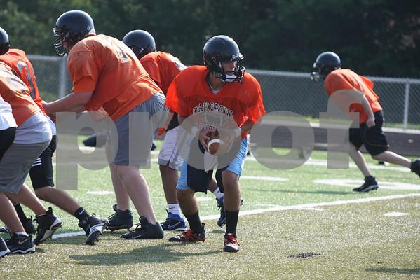 Oak Grove Practice 8-11-08