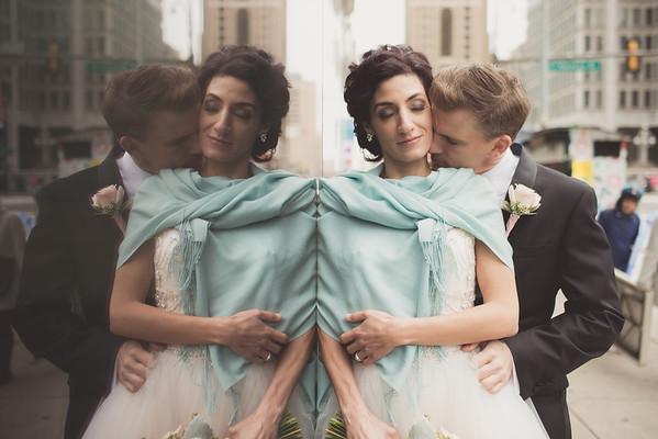 Ghalia & Matthew Wedding Imagery