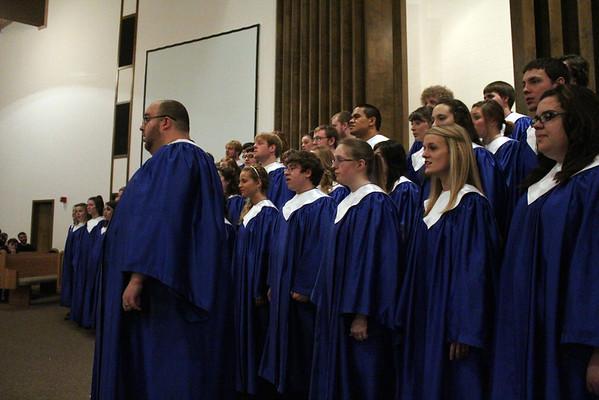Concert Choir Jan 29th
