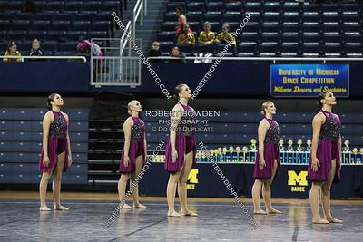 #187 Alma College Dance Team