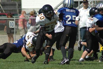 Shelby Lions Football Club - 2008 JV Football Team