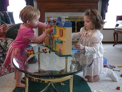 Emma & Jaina - April 2008