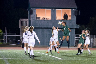 Tigard HS Girls Varsity Soccer vs Lake Oswego HS