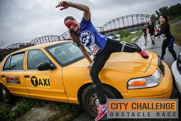 Top New England City Challenge Race