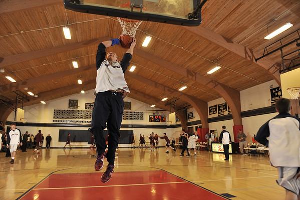 2-7-2012 Saddle River Day School 59 vs. Park Ridge 35