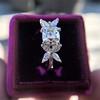 1.47ctw August Vintage Diamond Fancy Ring 8