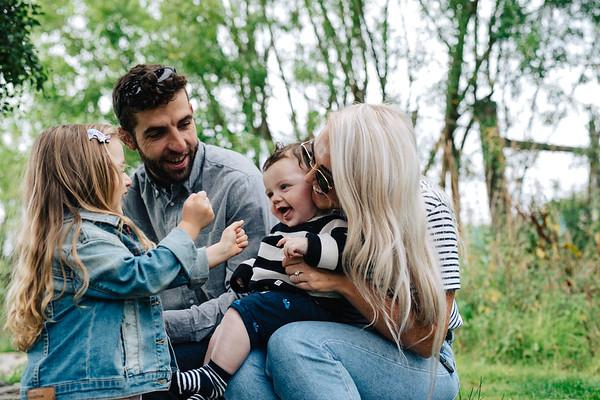 Leanne, Ally, Olsen & Erza