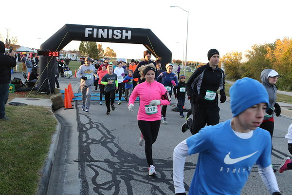 Olathe Charities 5K 2017