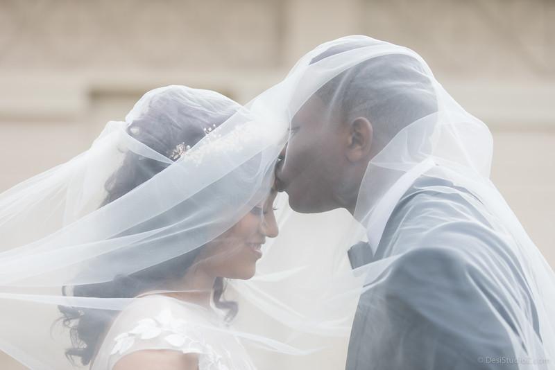 Asia And Olubenga Wedding