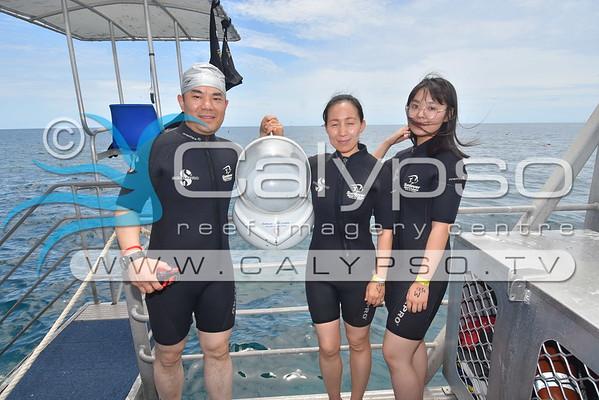 Sunlover Cruises 21st February 2018 Moore