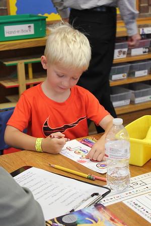 Kindergarten play date