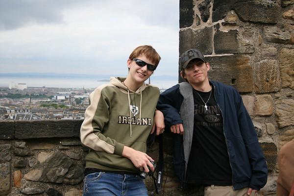 12 Edinburgh Castle 2007