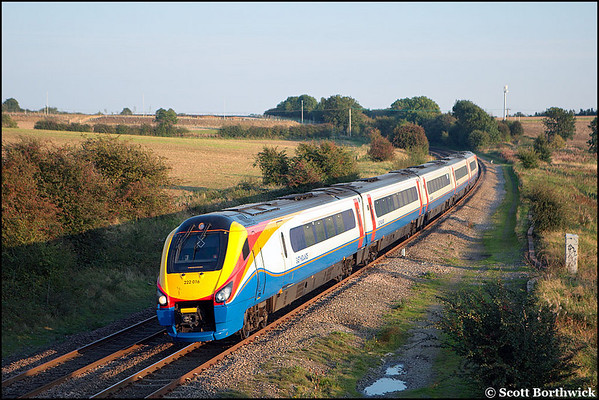East Midlands Trains: All Images