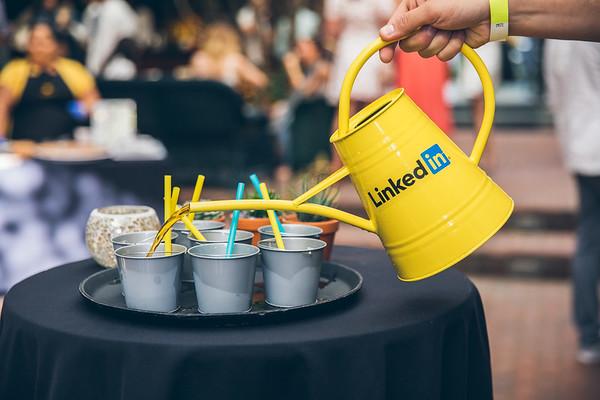 LinkedIn Summer Party 2018