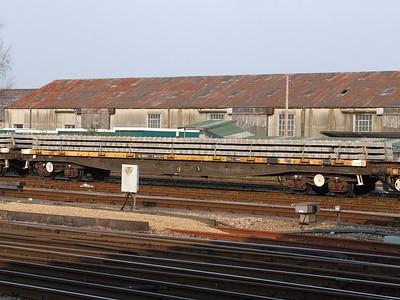 YQA 'Parr' - Bogie Rail Wagon (Borail)