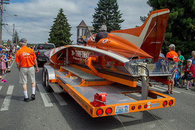 Miss Thriftway U-60 Hydroplane