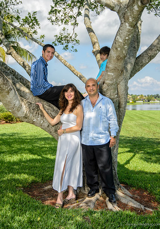 Faria Family 2012