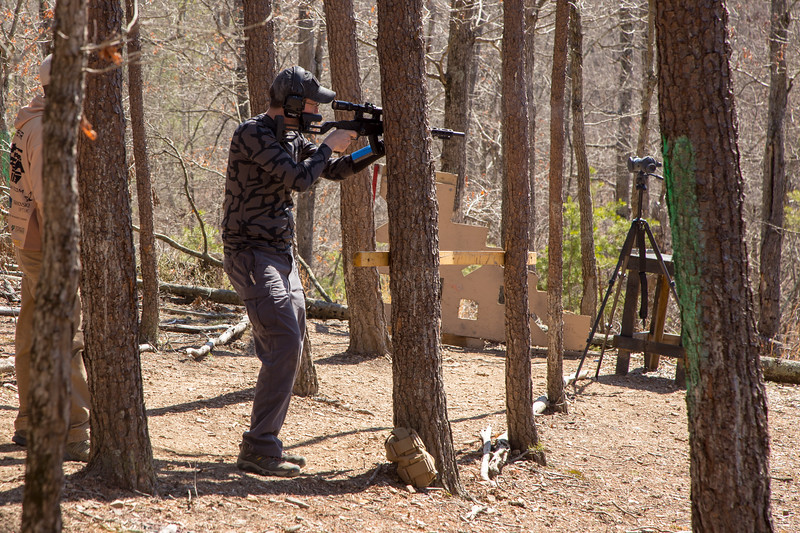 Lapua Practical Rimfire Challenge - Peacemaker - March 31, 2018