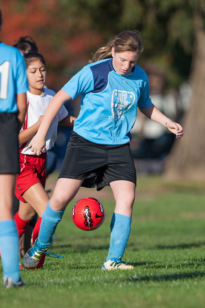 11-03-2012 West Sac Soccer Club - Tomi Amderson