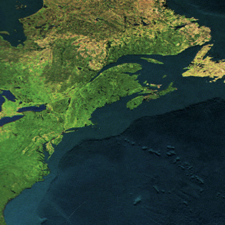 The North Atlantic