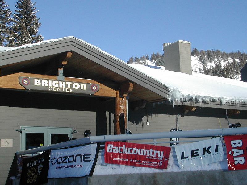 Brighton Ski Resort