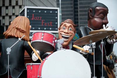DETROIT JAZZ FESTIVAL - Monday,  September 03,  2012