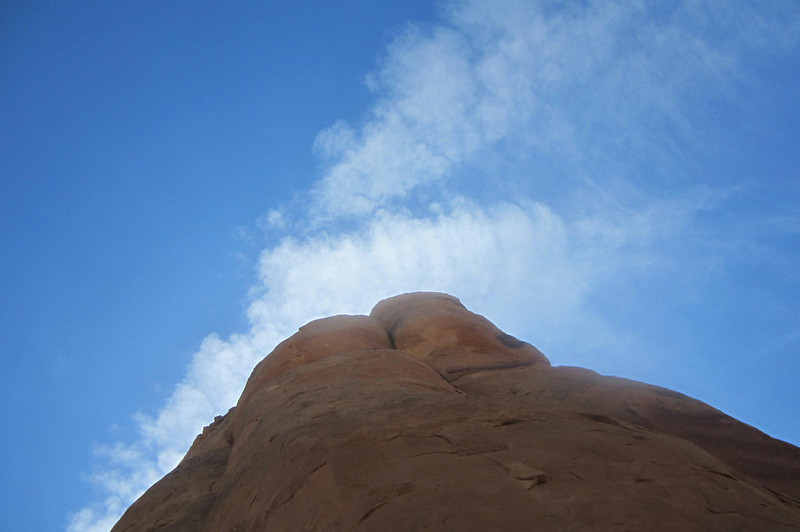 . A shot from the Castle Rocks formation. Handout Photo