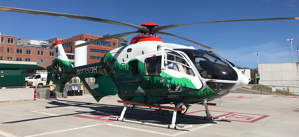 Dartmouth-Hitchcock Air Response Team (DHART)