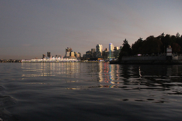 Harbour Dinner Cruise - 8 October 2012