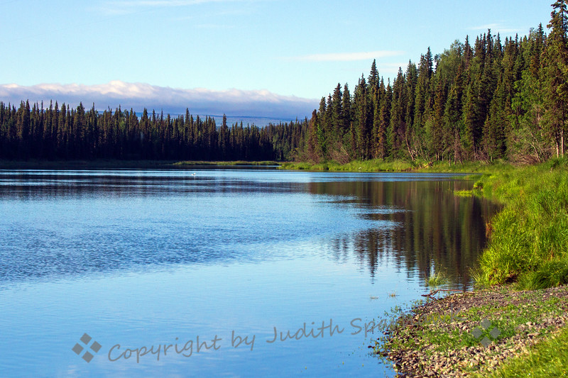 Tustumena Lake - Judith Sparhawk