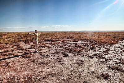 CA-Meteor Crater