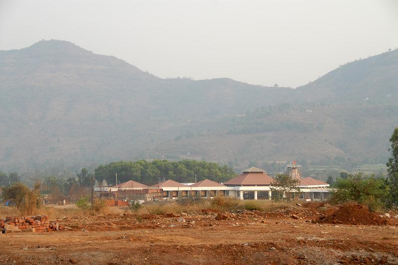 Chinmaya Mission's Chinmaya Vibhooti, Kolwan, Maharashtra, India site.