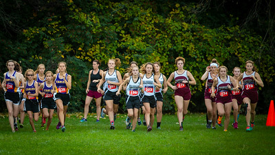 Lutheran Westland Girls Cross Country