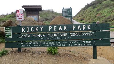Rocky Peak, February 19, 2017