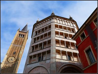 Parma: Battistero