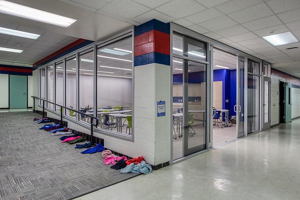 JK Bernhard - KISD Flex Rooms