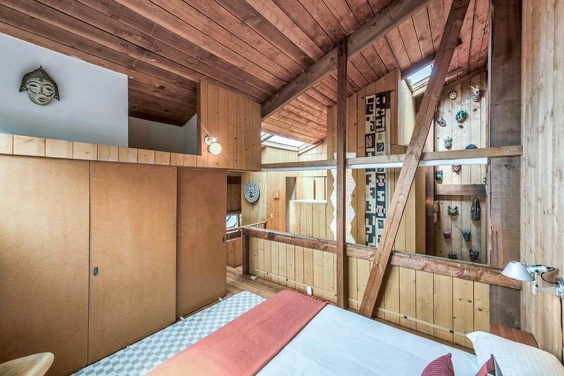 Lofty Master Bedroom
