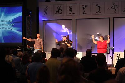 2009-06-20 - Worship - According to Jim