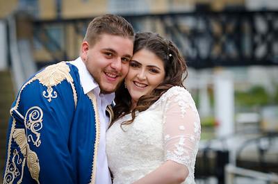 Emma & Terrek's Wedding
