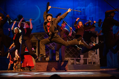 2019-05-05 Mary Poppins Final Performance