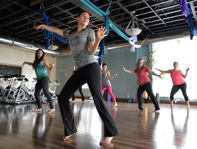 Workout of the Week: Dance Combined with Yoga